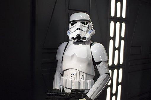 Stormtrooper, Starwars, Star Wars, Film, Watch Tv