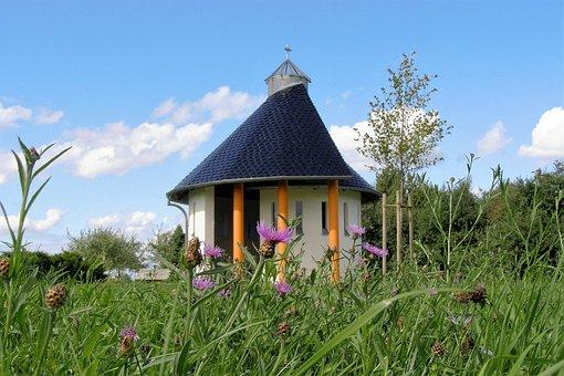 Chapel, Kolping, Meadow
