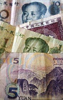 Money, China, Mao, Bank, Finances, Chinese