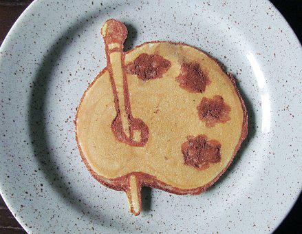 Pancake, Breakfast, Food, Morning, Gourmet, Sweet, Meal