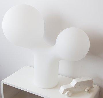Lamp, Timber, Toy, Eero Aarnio, Double Bubble, Lighting