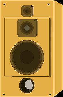 Speaker, High Fidelity, Hi-fi, Hifi, Loudspeaker