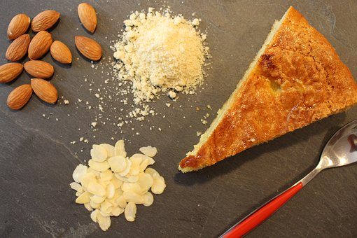 Epiphany, Galette Des Rois, Almonds, Cooking, Nuts, Pie