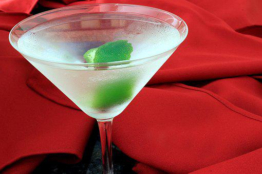 Dry Martini, Drink, Refreshing, Alcoholic, Happy Hour