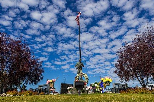 Monument, War, Memorial, History, Landmark, Historic