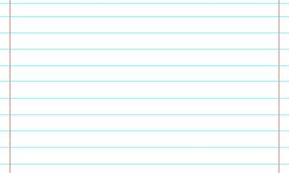 Leaf Notebook, Leaf Binder, Paper, Background, Lines