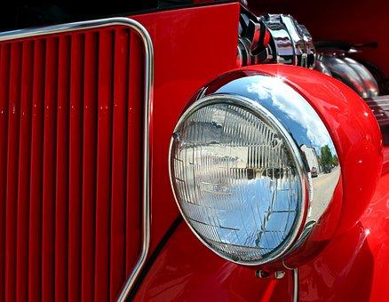 Antique Car, Auto, Roadster, Old, Vintage, Antique
