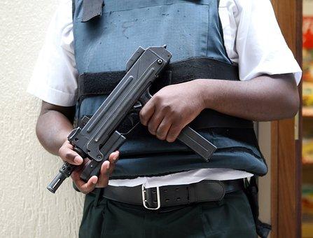 Agent, Armed, Armour, Automatic, Bodyguard, Crime