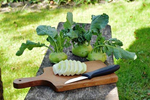Chinese Cabbage ' Kohlrabi, Kalarepka, Vegetables