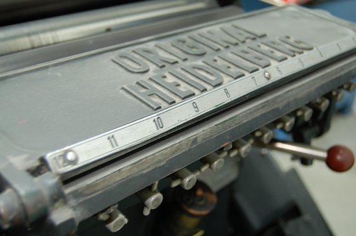 Heidelberg, Crucible, Printing, Cmyk, Printing Inks