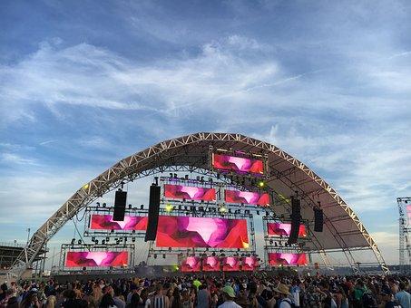 Concert, Festival, Music, Crowd, Entertainment