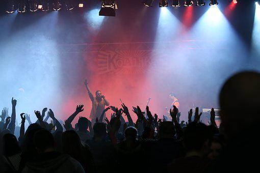 Koalika, Concert, Stage, Band, Show, Musician, Singer