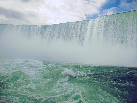 Niagara Falls, The Scenery, Maid Of The Mist