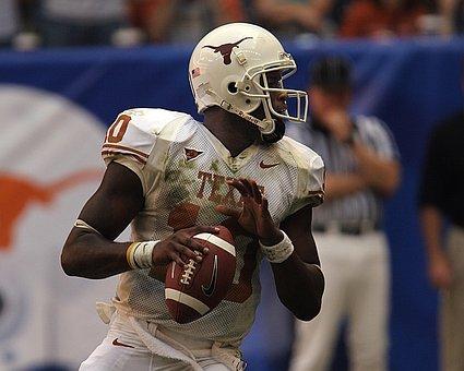 Football, Quarterback, Action, Passing, Player