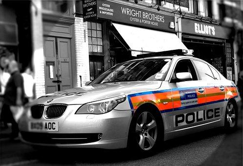 Police, Car, Vehicle, Police Car, Cop, Law, Patrol