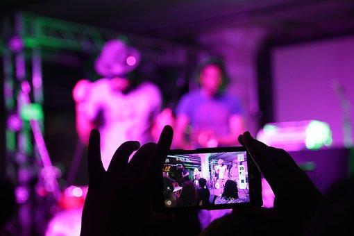Singer, Photograph, Entertainment, Singing, People