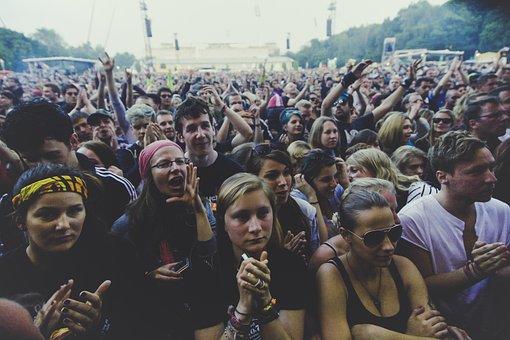 Festival, Live, Band, Stage, Show, Tour, Volume, Sound