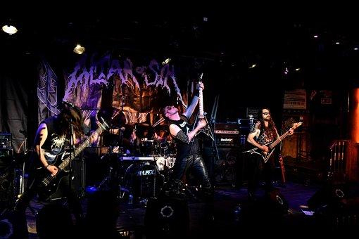 Altar Of Sin, Live, Thrash Metal, Music, Band, Group