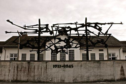 Dachau, Concentration Camp, Historical, Germany, War