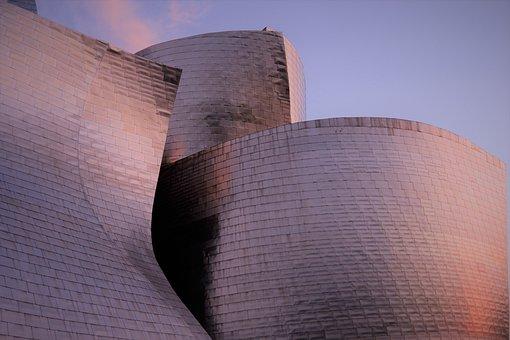 Bilbao, Guggemheim, Architecture