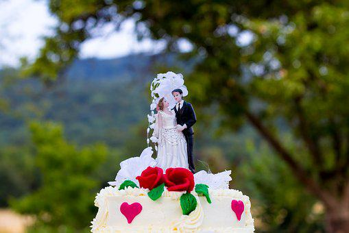 Wedding, Cake, Marry, Wedding Cake, Decoration, Sweet