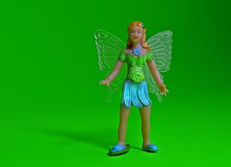 Fairy, Sprite, Elf, Fantasy, Girl, Magic, Female, Pixie