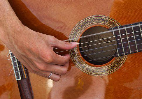Guitar, Instrument, Music, Musical, Concert, Sound