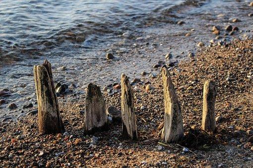 North Sea, Baltic Sea, Sea, Beach, Sand, Coast, Holiday