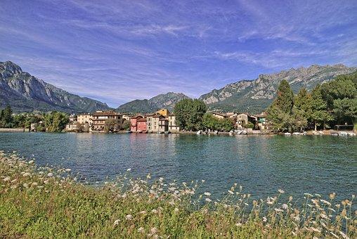 Pescarenico, Lecco, King Crosscut Saw, Adda, Lombardy