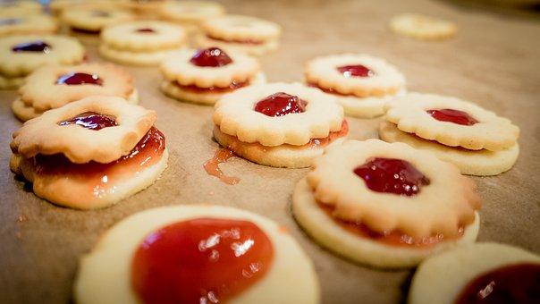 Linzeraugen, Rogues, Cookie, Christmas Cookies