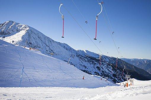 Snow, Mountain, Ski, Winter, Mountain Landscape, Cold
