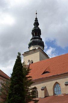 Tower, Monastery, Henryków