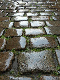 Pavement, Cube, Way, Pavers, Walkway, Street