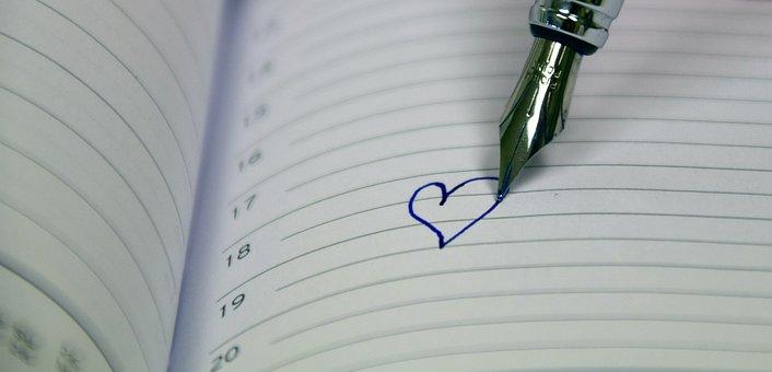 Book, Calendar, Notebook, Leave, Write Down, Diary