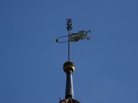 Angel, Ebergötzen, Turmbekrönung, Roof