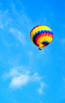 Hot Air Balloon, Sky, Hot Air Balloons, Balloon