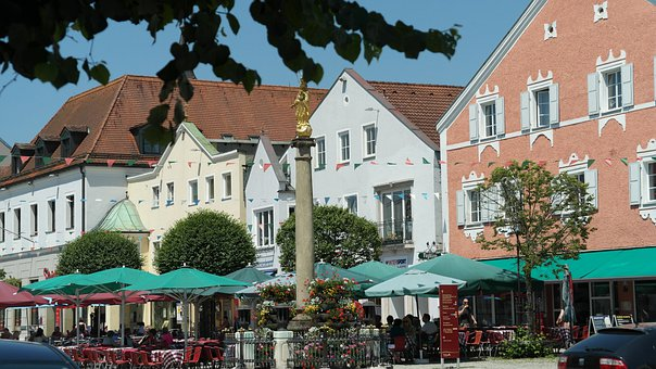 Kehl Home, Bavaria, City, Germany