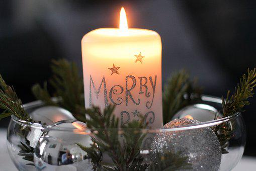 Christmas, Candle, Advent, Light, Holidays, Fire, Flame