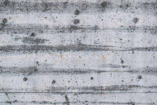 Concrete, Wall, Background, Texture, Grey, Cement