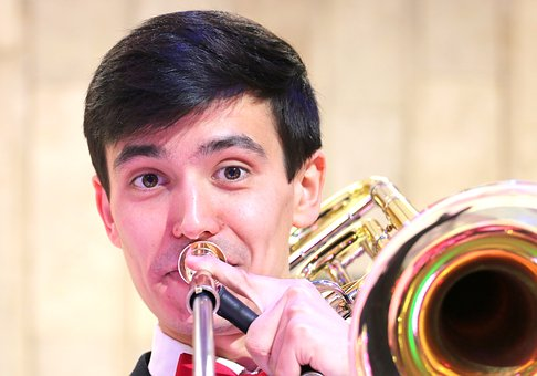 Trumpeter, Party, Music, Musician, Concert, Tool