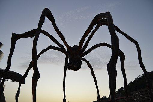 Spider, Guggemheim, Sculpture, Bilbao