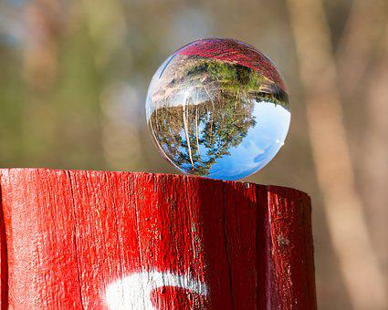 Migratory Character, Victory Trail, Glass Ball
