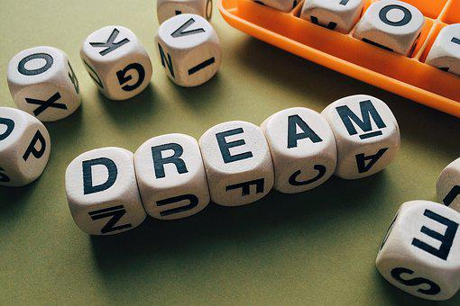 Dream, Word, Letters, Boggle, Game