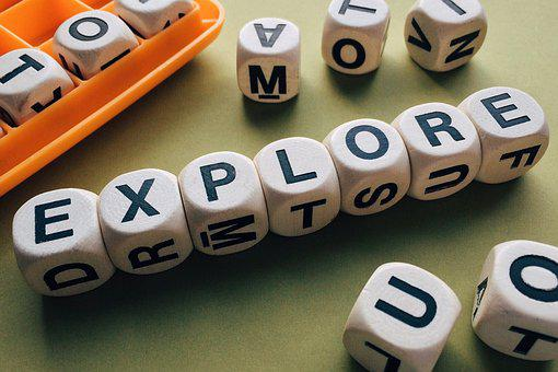 Explore, Word, Letters, Boggle, Game