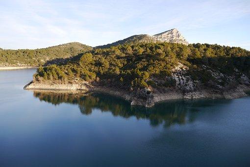 Mountain, Sainte-victoire, Aix-en-provence