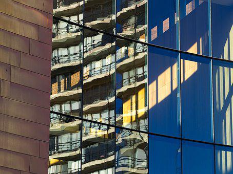 Building, Window, Reflection, Glass, Architecture