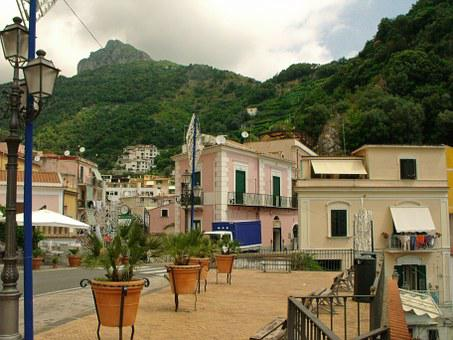 Campania, Cetara, Costiera