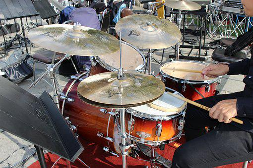 Drumming, Percussion, Cymbals, Music, Drum, Musical