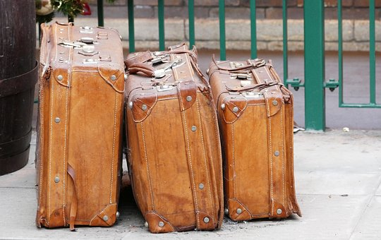 Luggage, Bags, Travel, Suitcase, Trip, Baggage, Journey