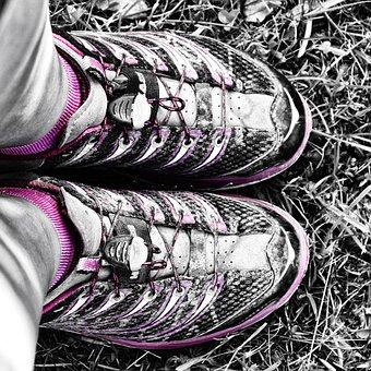 Sport, Trail, Shoes, Nature, Trekking, Running, Skyrace
